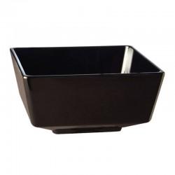 Taça Quadrada preta FLOAT 5,5x5,5
