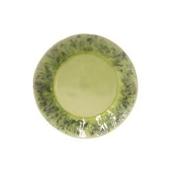 Prato jantar 27cm, MADEIRA, verde limão
