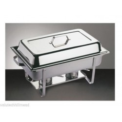 Chafing dish TWIN completo