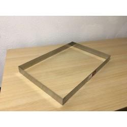 Forma rectangular para bandeja de pastelaria 59,5X39,5X5