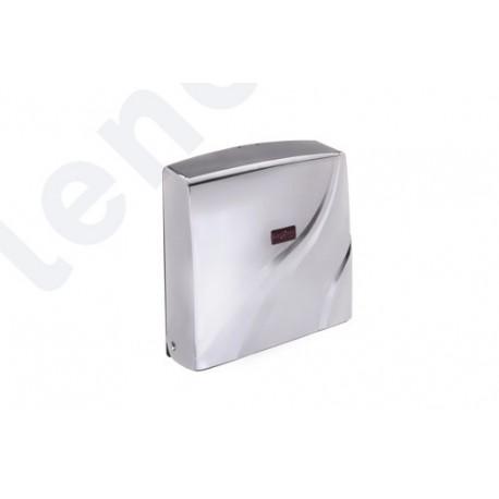 Dispensador toalhas de mãos em Z cromado