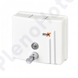 Dispensador de sabão Branco 1.2L