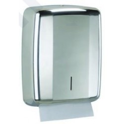 Dispensador toalhas zig zag inox MACLINE