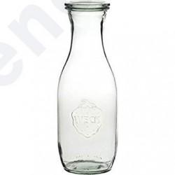 Garrafa c/ tampa conj. 12 garrafas 0,25ltr