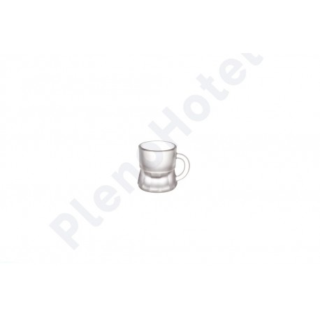 Caneca Mini fosca 26ml 4.1x4x4.7cm PCK12