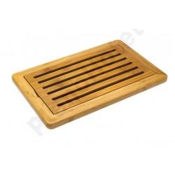 Tábua Corte P/pão Bambu 38x25x2cm