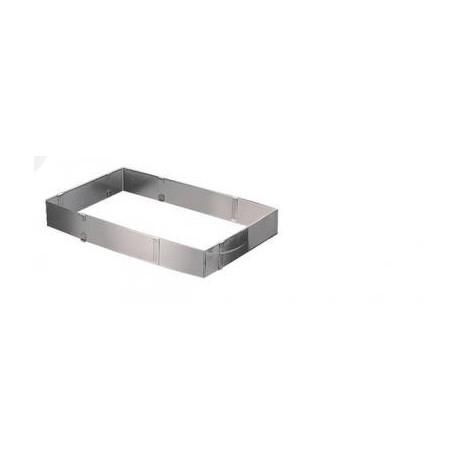 Forma retangular ajustável 19x28 - 34x54cm