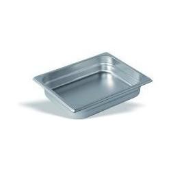 Gastronorm 1/2 inox 18/10 6,5cm altura