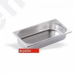 Gastronorm 1/3 inox 18/10 6,5cm altura
