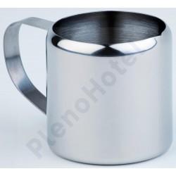Jarro inox para leite Ø 4,8x5