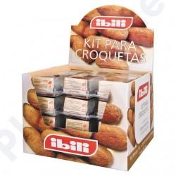 kit para croquetes (Caixa expositora)